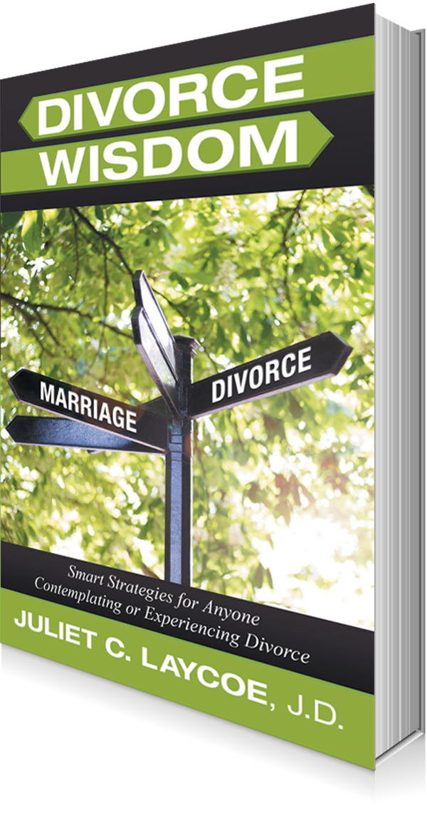 Divorce Wisdom by Juliet Laycoe